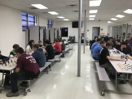 Alton High School's Fist Annual Chess Tournament