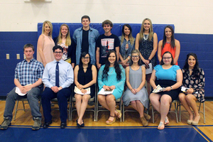 Class of 2016 Scholarship Recipients